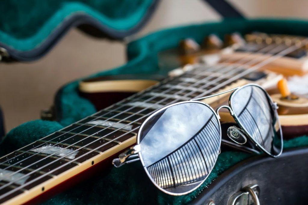 pulizia e manutenzione della chitarra