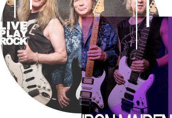 Iron Maiden kemper