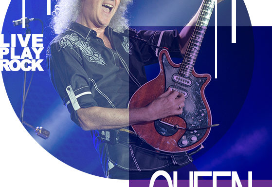 Queen Brian May kemper