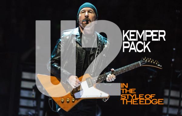 U2 kemper pack