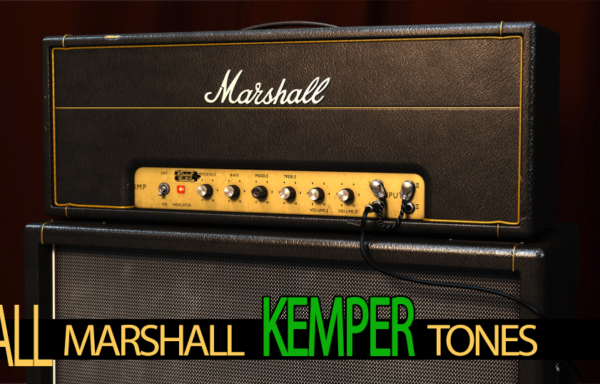 Marshall amps Bundle