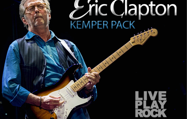 Eric Clapton kemper pack