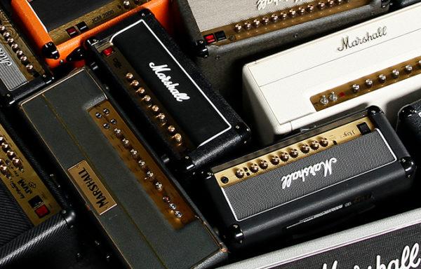 Marshall amps Bundle