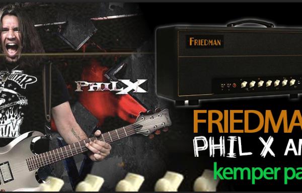 Phil X kemper pack