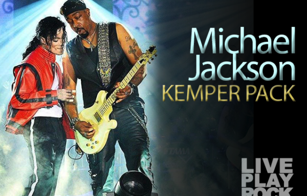 Michael Jackson kemper pack