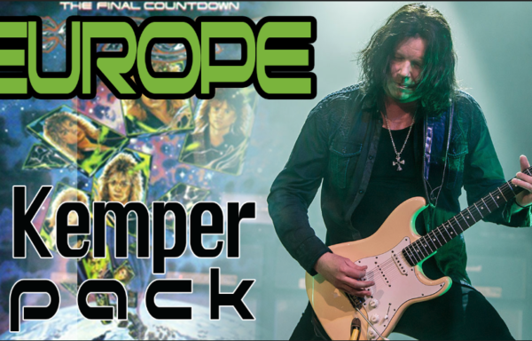 Europe kemper pack