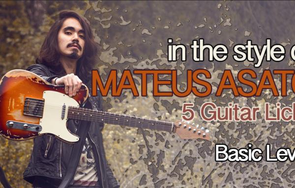 Mateus Asato Licks