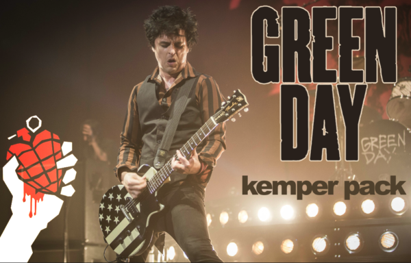 Green Day kemper pack