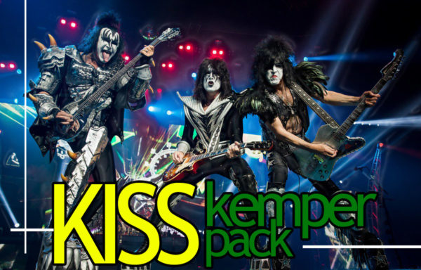 KISS kemper pack