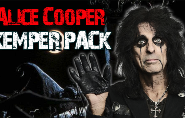 Alice Cooper kemper pack