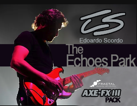 The Echoes Park AXE FX III