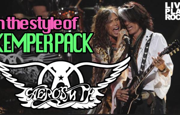 Aerosmith kemper pack