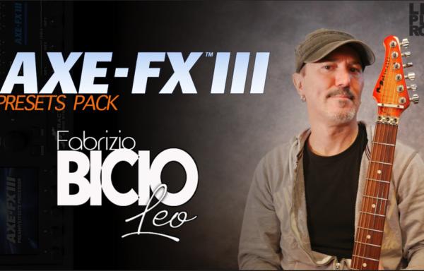 Bicio Leo Axe-Fx III pack