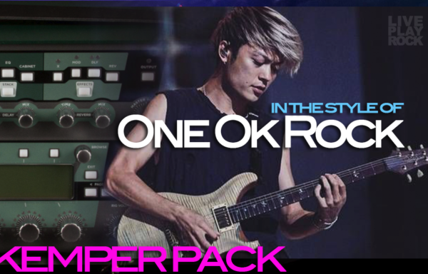 ONE OK ROCK kemper