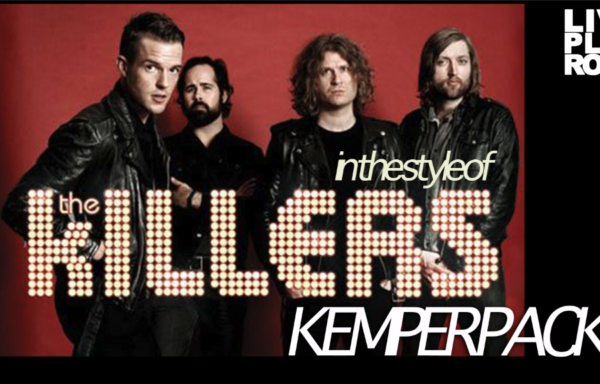The Killers kemper pack