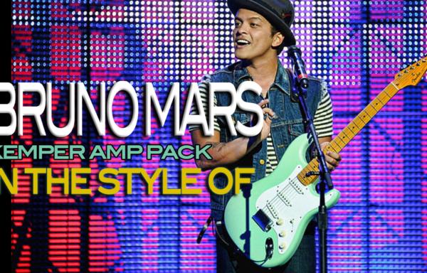 Bruno Mars kemper pack