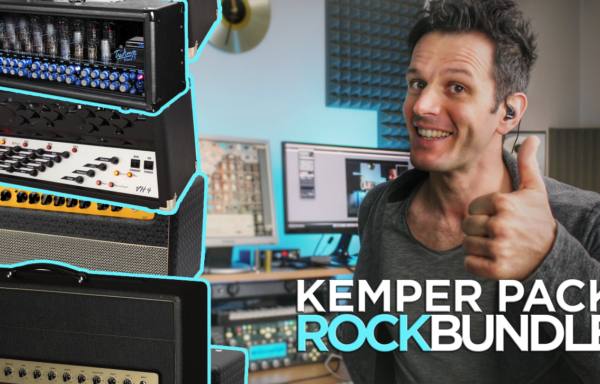 Rock bundle amps Kemper pack