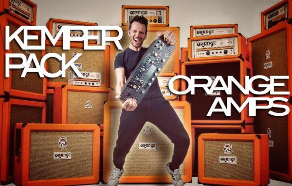 Orange amps kemper