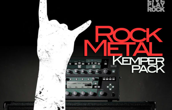 Rock Metal kemper amps pack