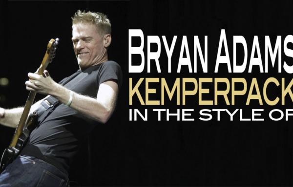 Bryan Adams kemper pack