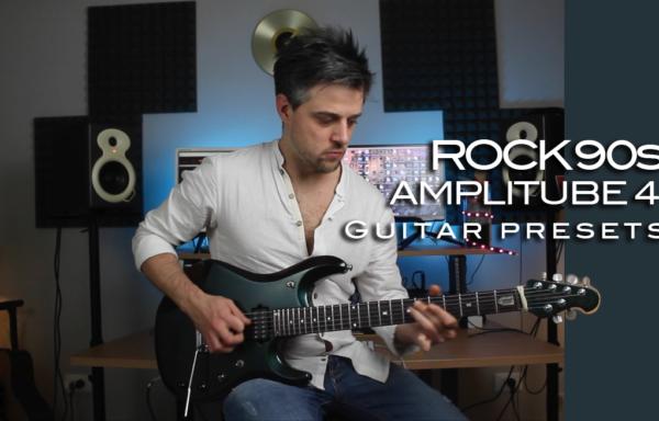 Amplitube 4 Rock 90s