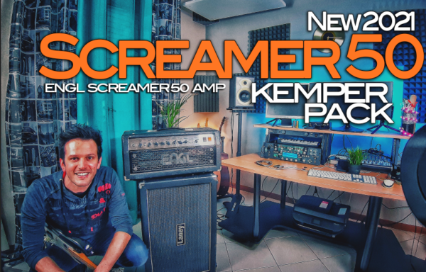 Screamer 50 kemper pack