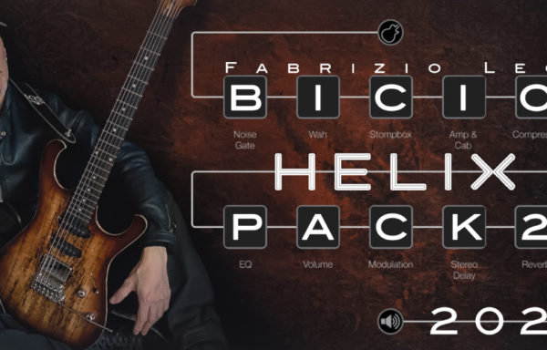 Bicio Leo II pop rock HELIX PACK
