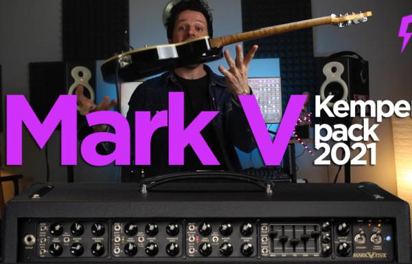 Mark V 2021 kemper amp