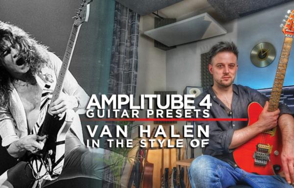 Van Halen AMPLITUBE 4